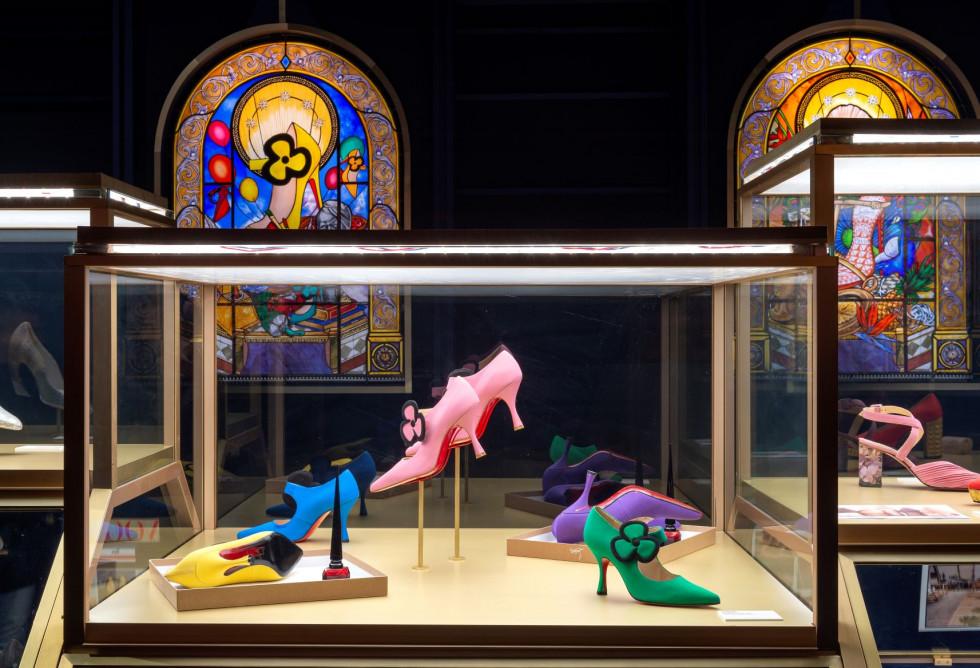 Must-visit: выставка «L'Exhibition[niste]» Кристиана Лубутена-Фото 3