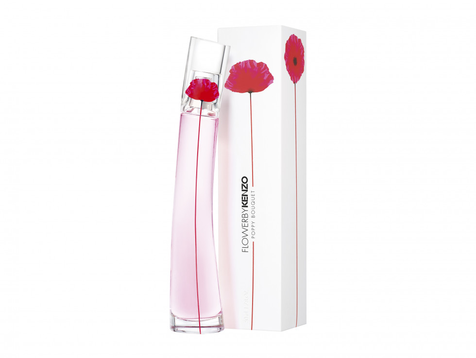 FLOWER BY KENZO POPPY BOUQUET marie claire summer parfums 2