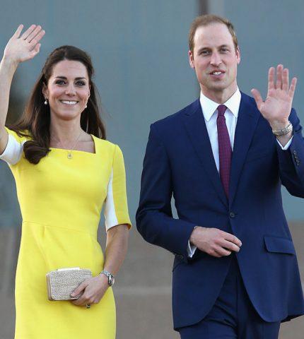 За какой наряд принц Уильям дразнил Кейт Миддлтон?-430x480