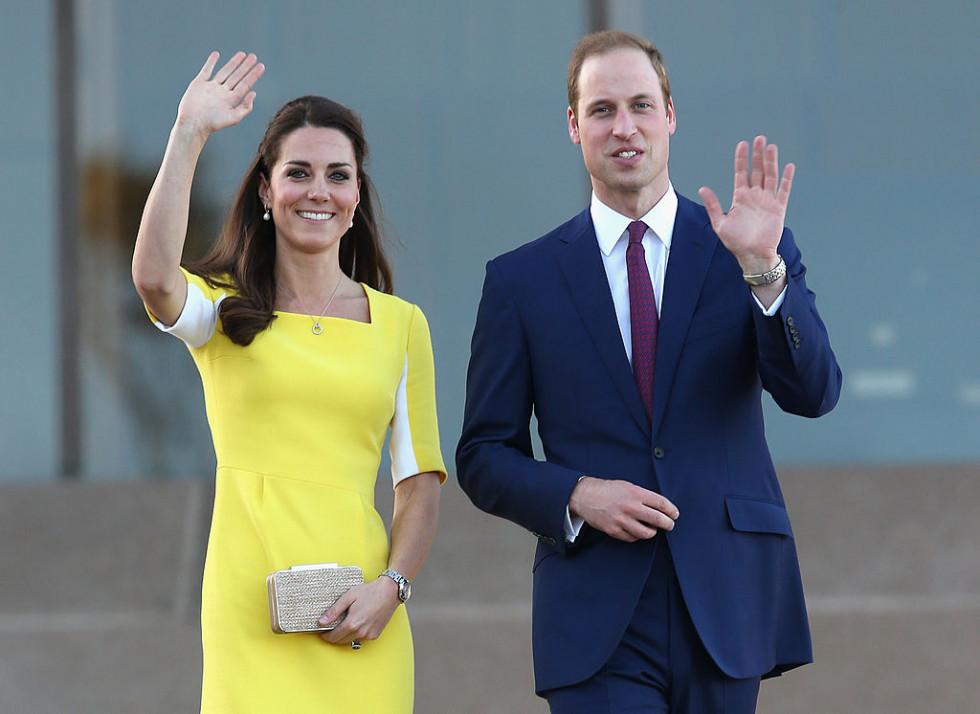 За какой наряд принц Уильям дразнил Кейт Миддлтон?-Фото 1