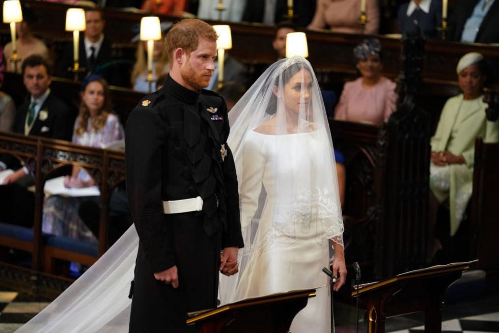 Меган Маркл и принц Гарри обсуждали Megxit до свадьбы-Фото 1