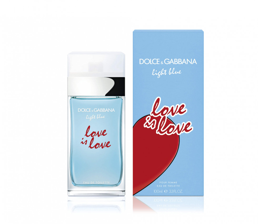 Love is love dolce gabbana pour femme marie claire