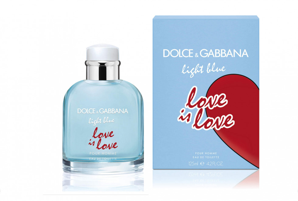 Love is love dolce gabbana pour homme marie claire