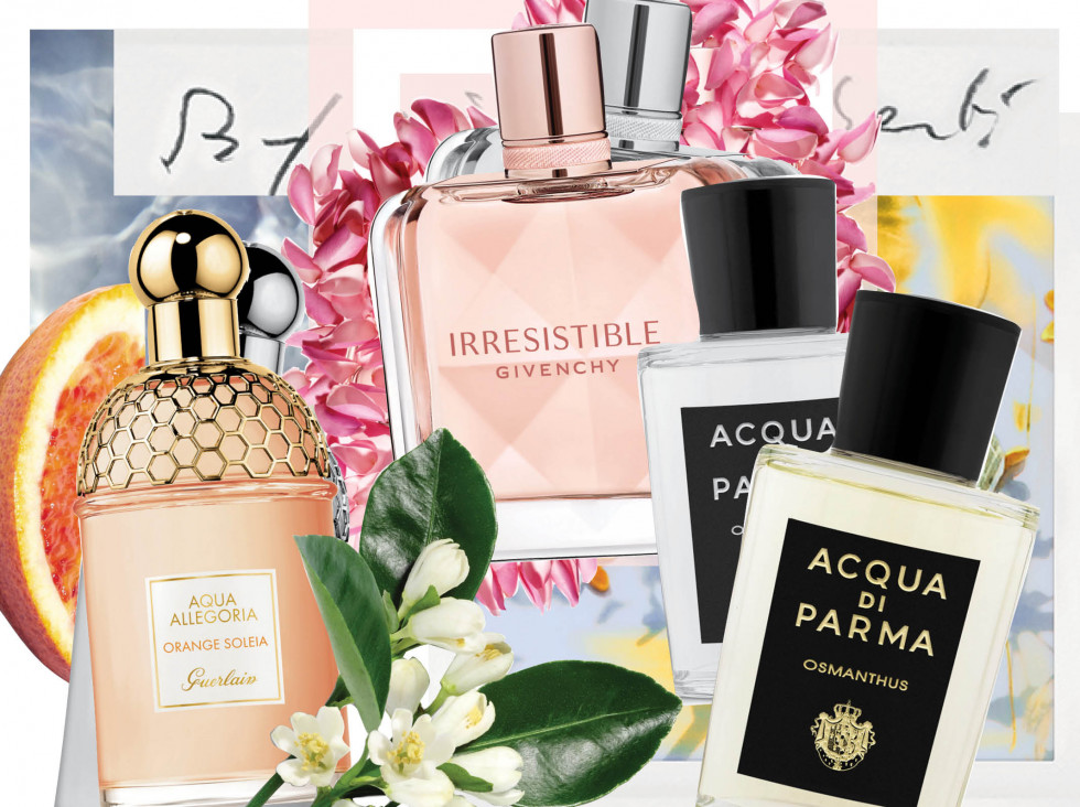 Marie Claire summer fragrances letnie aromati
