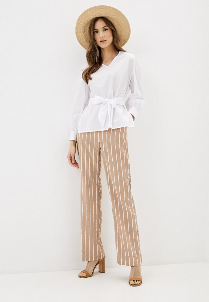 20 стильных блузок на все лето-Фото 3