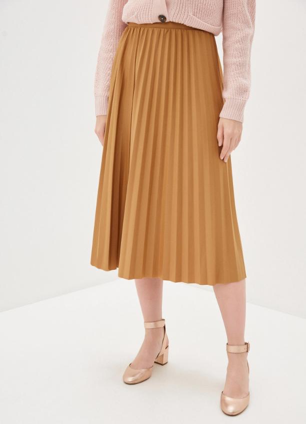 5 способов носить юбку-миди-Фото 1