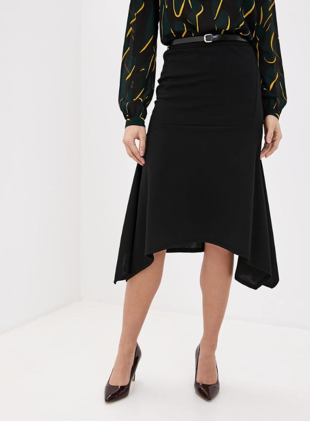 5 способов носить юбку-миди-Фото 2