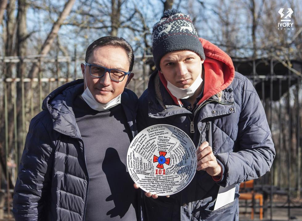 На канале «Украина» новый сериал — «Вызов»-Фото 1
