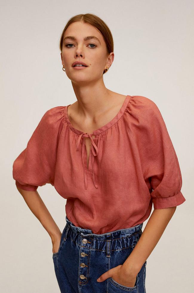 20 стильных блузок на все лето-Фото 2