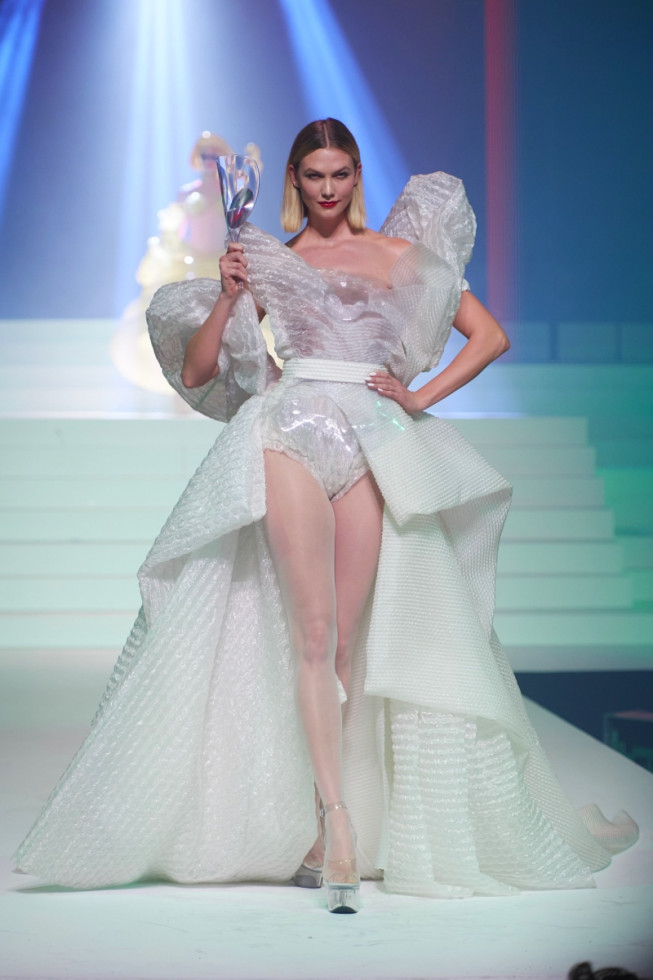 карли клосс модель