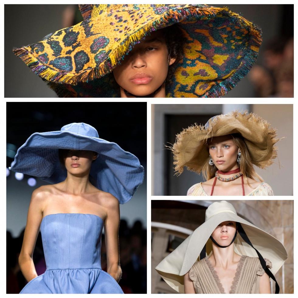 Дело в шляпе: самые модные головные уборы этого лета-Фото 6
