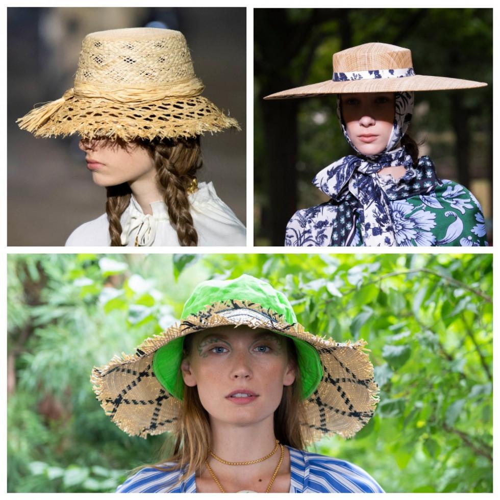 Дело в шляпе: самые модные головные уборы этого лета-Фото 5