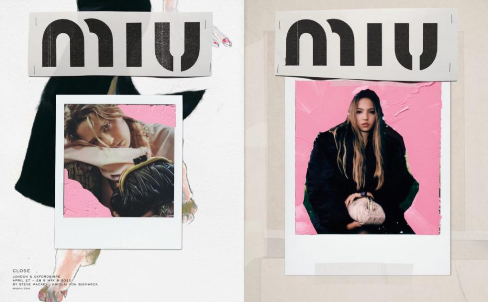 Дочь Кейт Мосс стала лицом кампейна Miu Miu AW 20-Фото 8