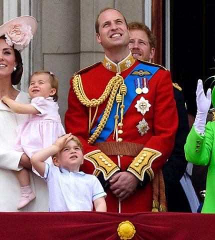 Как в королевской семье воспитывают и наказывают детей-430x480
