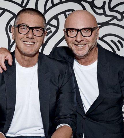 Доменико Дольче и Стефано Габбана представили свой первый фильм-430x480