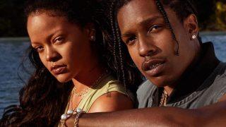 Рианна пригласила A$AP Rocky и Lil Nas X сняться в кампейне Fenty Skin-320x180
