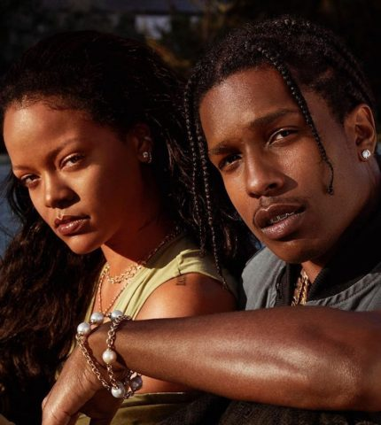 Рианна пригласила A$AP Rocky и Lil Nas X сняться в кампейне Fenty Skin-430x480