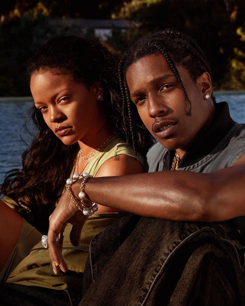 Рианна пригласила A$AP Rocky и Lil Nas X сняться в кампейне Fenty Skin-Фото 1