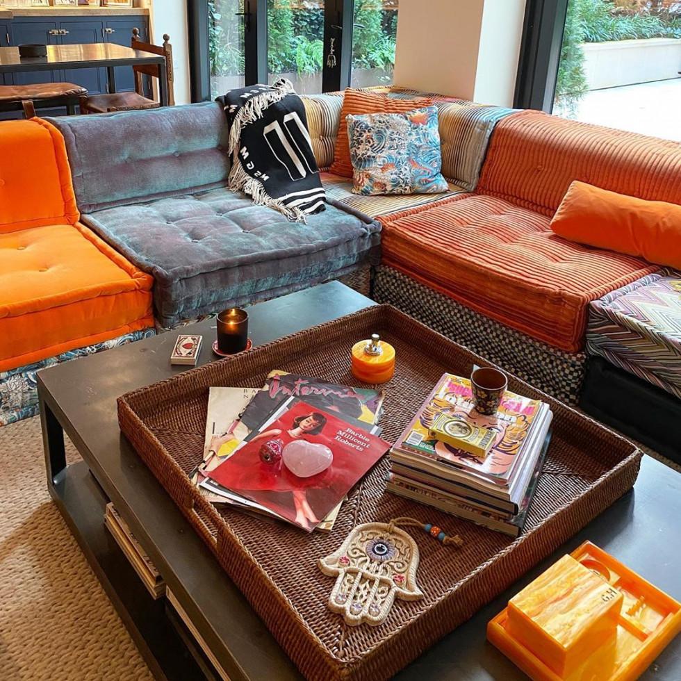 Джиджи Хадид показала интерьер квартиры, который сделала сама. Это стало поводом для шуток в Твиттере-Фото 2