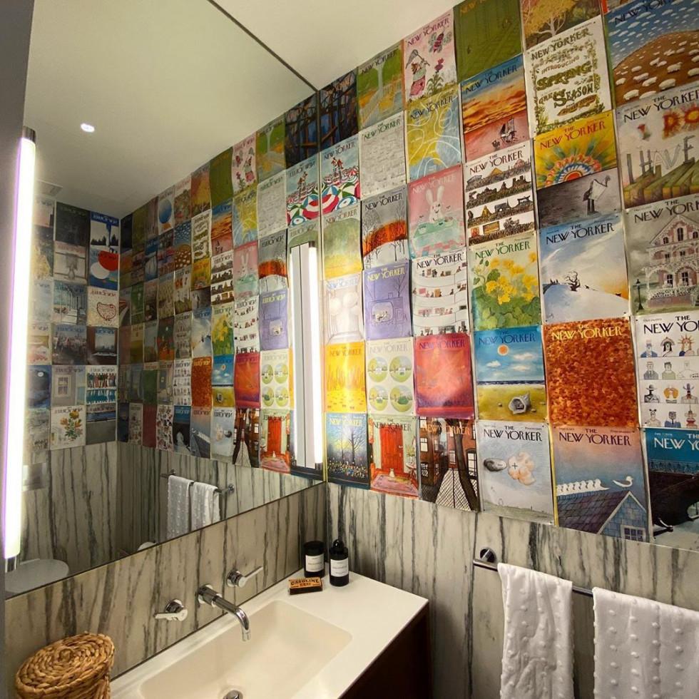 Джиджи Хадид показала интерьер квартиры, который сделала сама. Это стало поводом для шуток в Твиттере-Фото 7