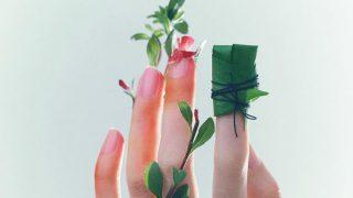 Идеи для летнего маникюра из окружающей среды-320x180