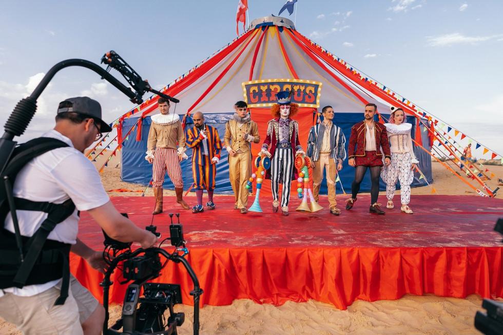 Группа Антитела представила новую песню «Кино»-Фото 5