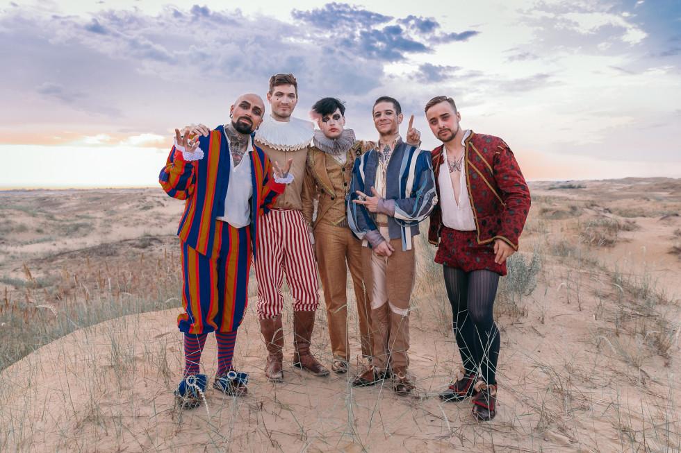 Группа Антитела представила новую песню «Кино»-Фото 4