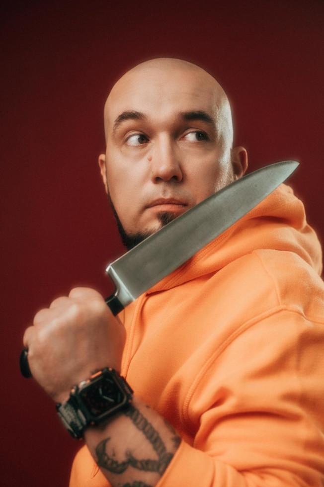 Мужчина говорит: шеф-повар Илья Демковський-Фото 1