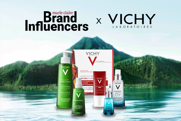 MC Brand Influencers х Vichy