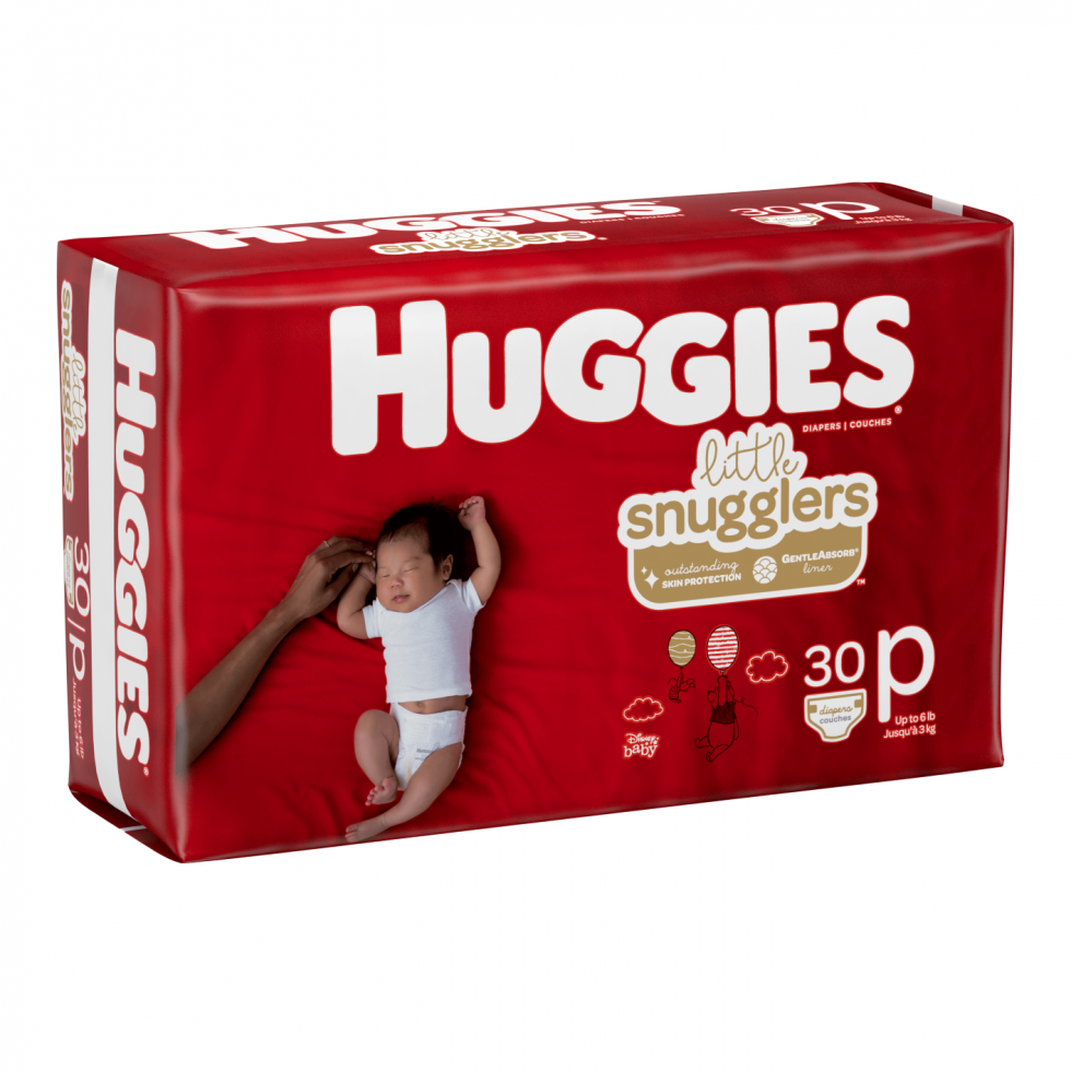 Объятия для самых маленьких от Huggies-Фото 2