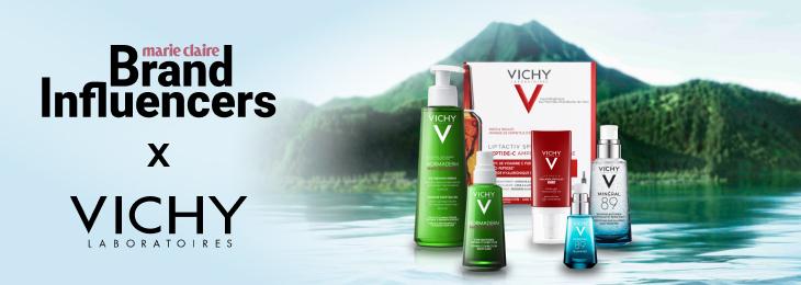 MC Brand Influencers x Vichy
