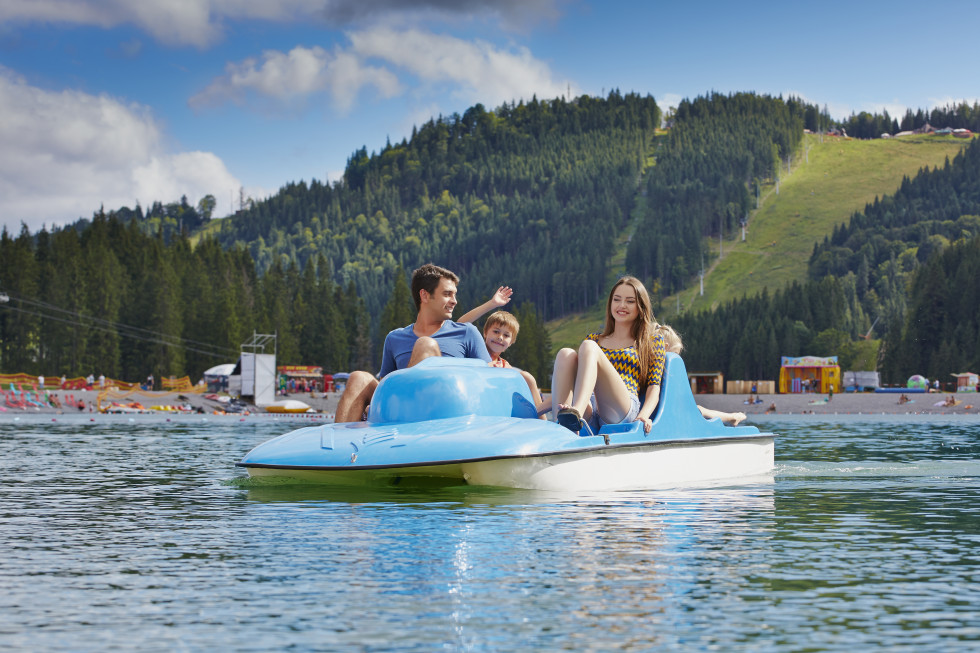 Идеальное место для летнего отдыха: отель Radisson Blu Resort, Буковель-Фото 2