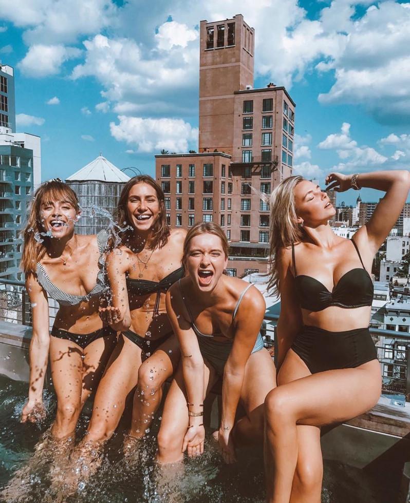 Девушки в Instagram, которые показывают, как выглядят по-настоящему-Фото 1