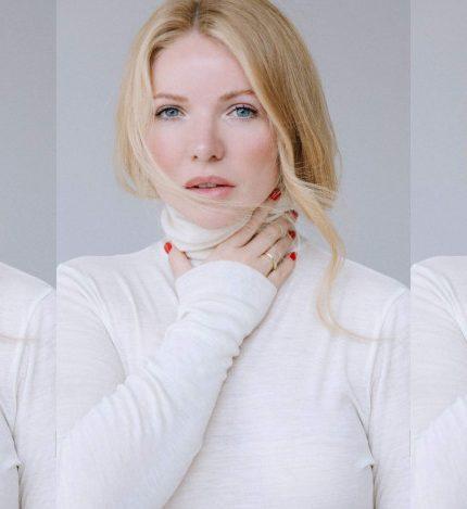 Наталья Стрильчук о красных губах, кайфе от работы и натуральности-430x480