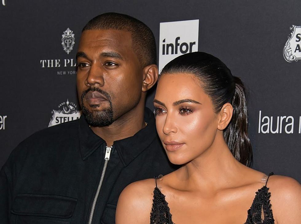Канье Уэст заявил, что хочет развестись с Ким Кардашьян-Фото 1