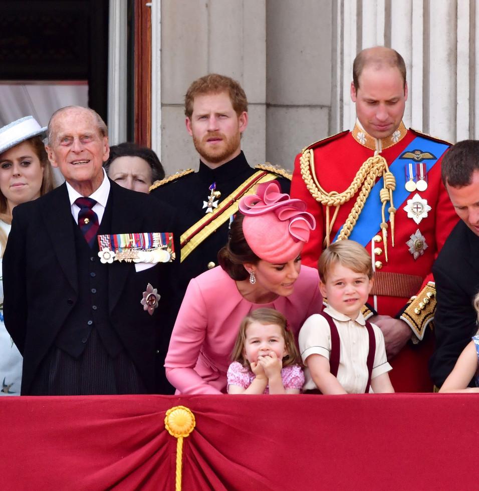 Как в королевской семье воспитывают и наказывают детей-Фото 11