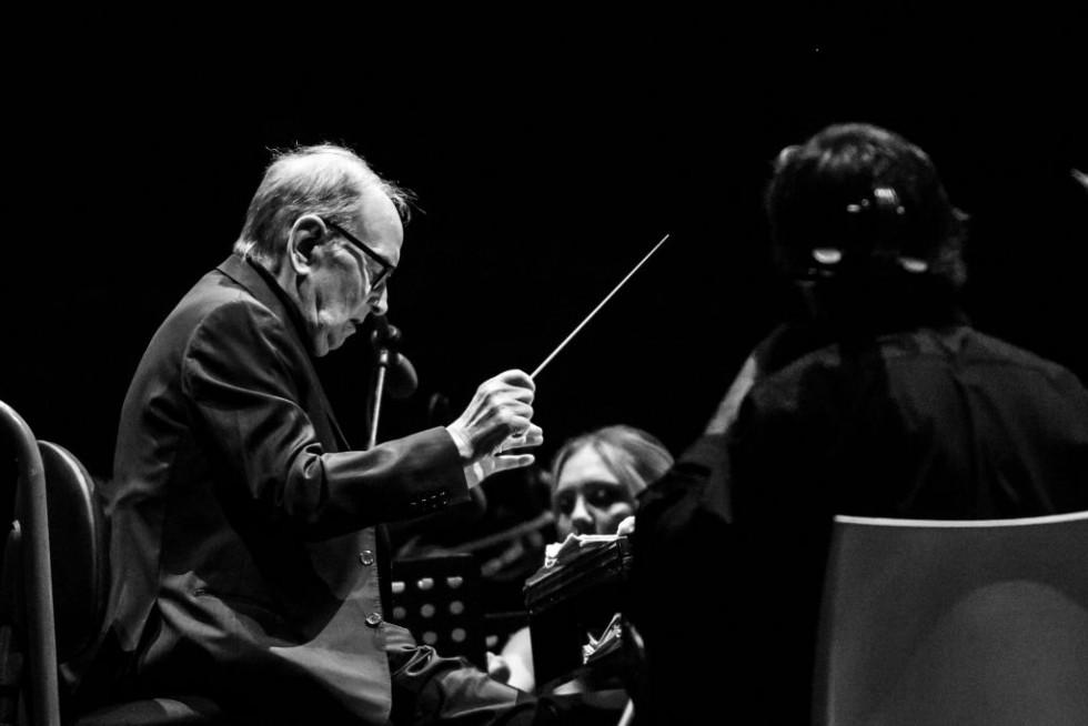 Умер итальянский композитор Эннио Морриконе-Фото 1
