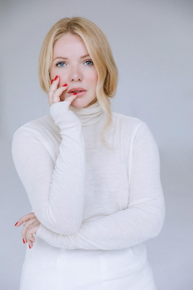 Наталья Стрильчук о красных губах, кайфе от работы и натуральности-Фото 5