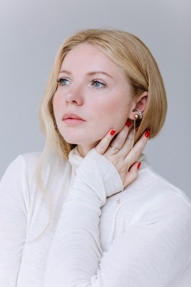 Наталья Стрильчук о красных губах, кайфе от работы и натуральности-Фото 2