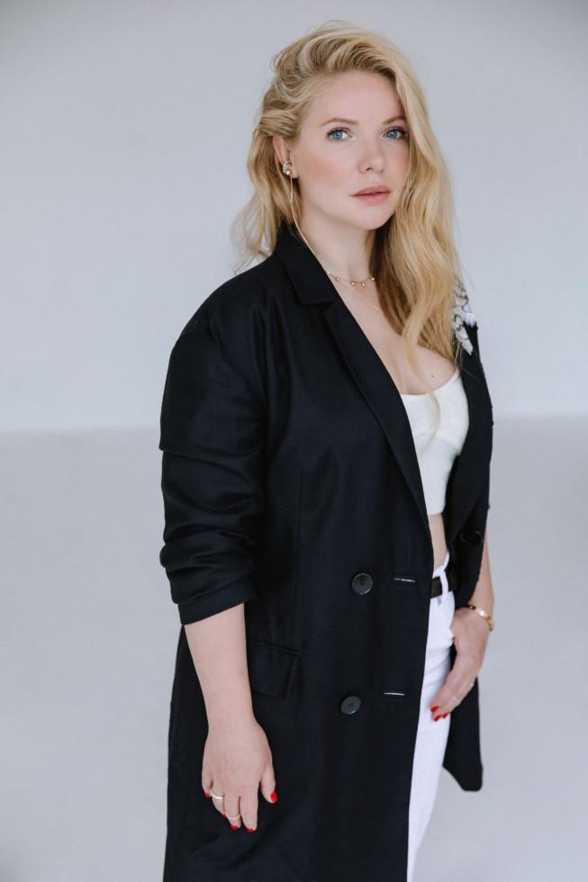 Наталья Стрильчук о красных губах, кайфе от работы и натуральности-Фото 1