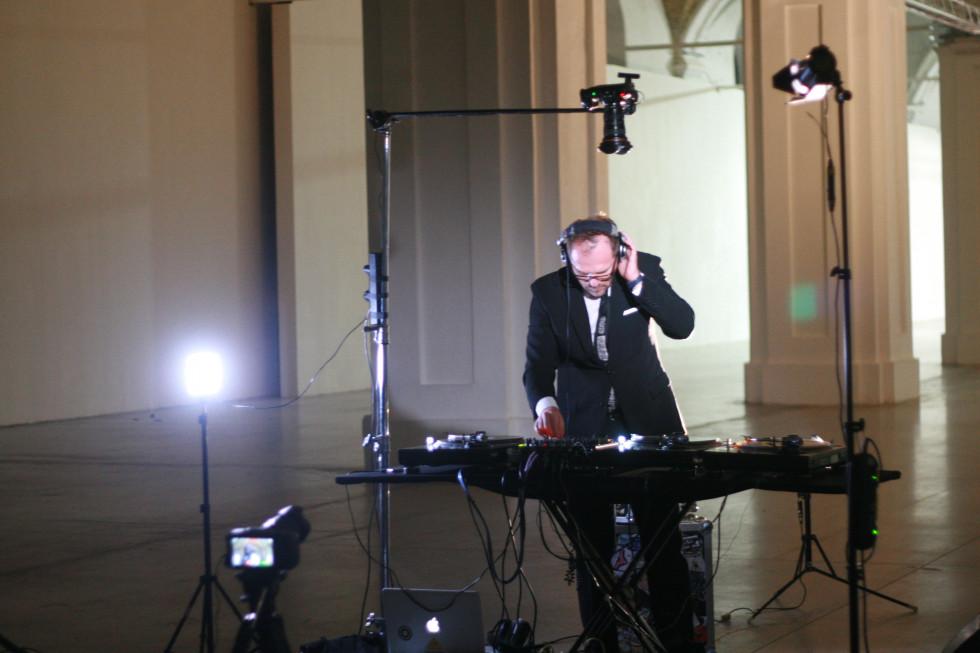 Диджей Влад Фисун о выступлении в пустом «Мистецьком арсенале» и ситуации в культурной индустрии-Фото 3