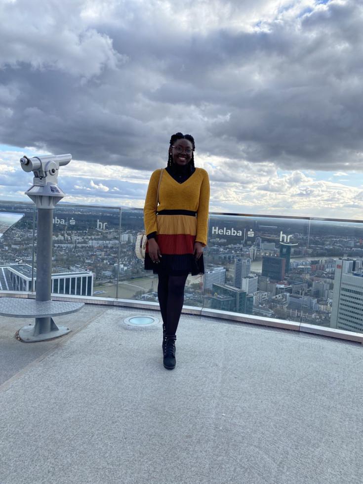 Викладачка з Гани: «Деякі українці питали, чи живемо ми в джунглях в Африці, чи є там літаки та високі будівлі»-Фото 3