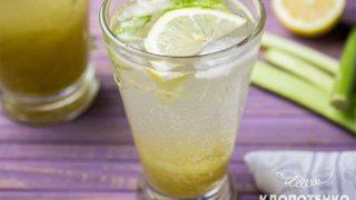 Рецепт дня от Евгения Клопотенко: лимонад из ревеня-320x180