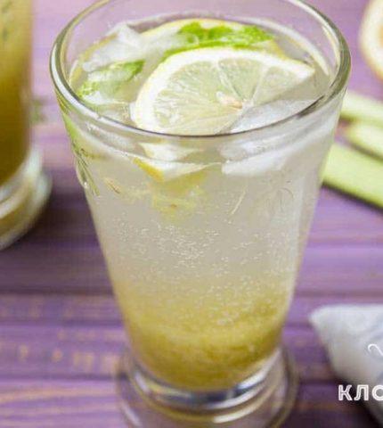 Рецепт дня от Евгения Клопотенко: лимонад из ревеня-430x480
