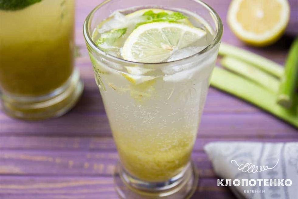 Рецепт дня от Евгения Клопотенко: лимонад из ревеня-Фото 2