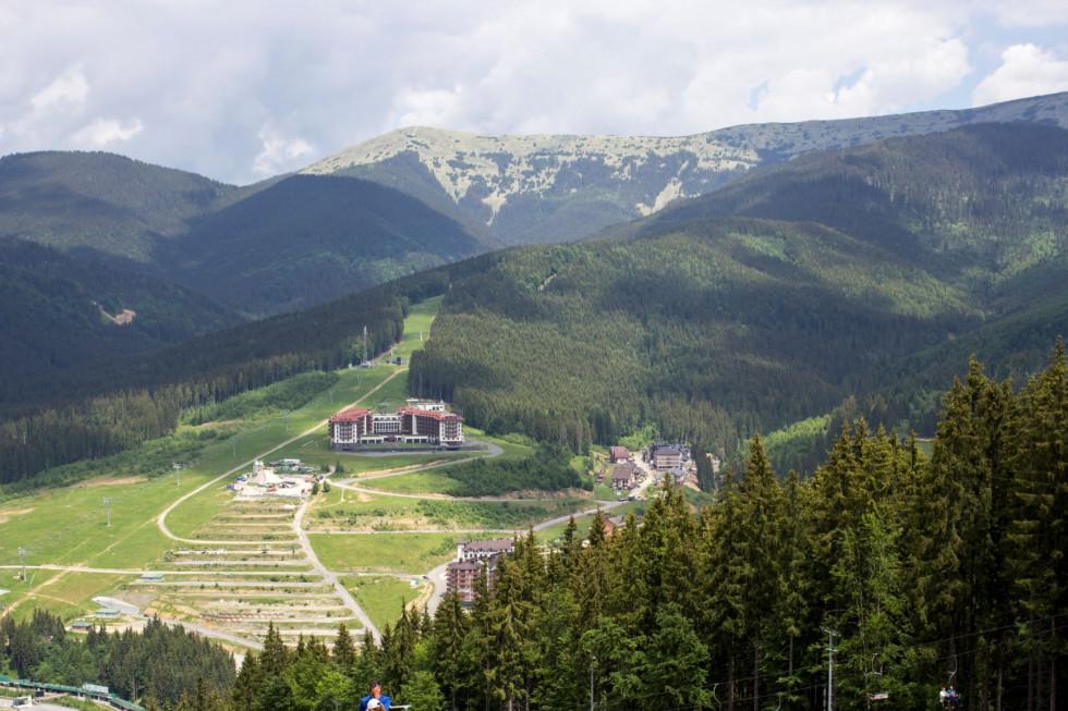 Идеальное место для летнего отдыха: отель Radisson Blu Resort, Буковель-Фото 1