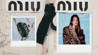 Дочь Кейт Мосс стала лицом кампейна Miu Miu AW 20-320x180