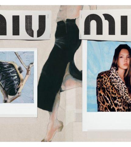 Дочь Кейт Мосс стала лицом кампейна Miu Miu AW 20-430x480
