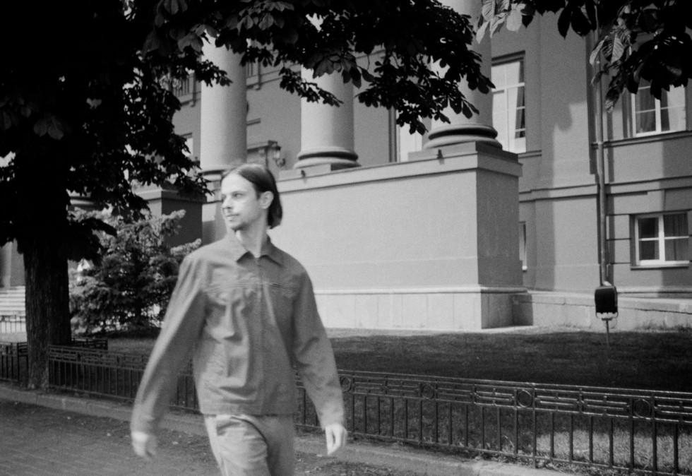 Мужчина говорит: путешественник Слава Машталир-Фото 5