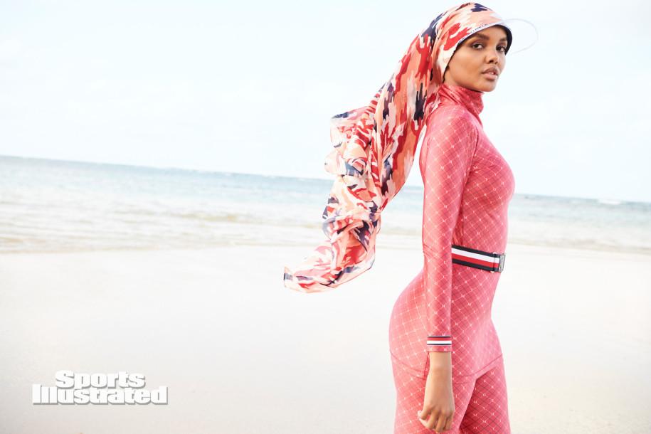 Модель в хиджабе Халима Аден снялась для Sports Illustrated-Фото 1